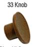 """CRL 100FD964 96"""" Bi-Fold Hardware 4 Door Set"""