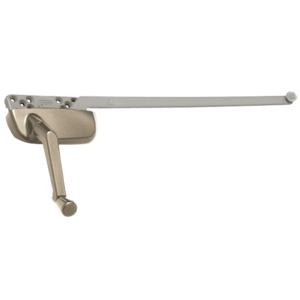 "Coppertone Left Hand Ellipse Style Casement Operator with 13-1/2"" Single Arm"