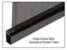 CRL 5CBL155 Black .155 Screen Retainer Spline - 500 Foot Roll