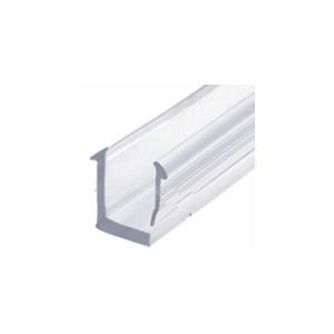 Brushed Nickel Dry Glaze U-Channel With Vinyl
