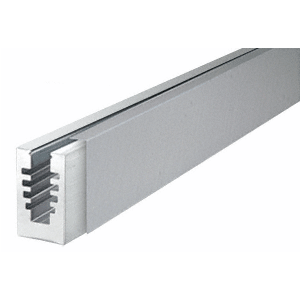Surfacemate BACBS10 Brushed Stainless Straight Cladding for B5A Series Base Shoe
