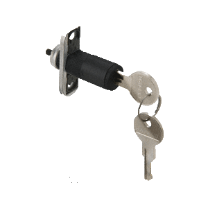CRL Blumcraft 7150BL Black 7150 Cam Lock