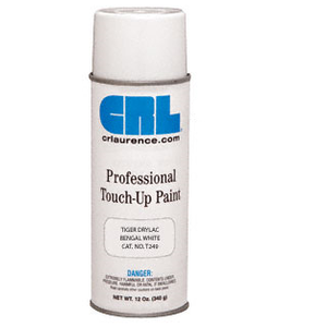 CRL T249 Bengal White Powdercoat Professional Touch-Up Paint