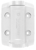 CRL TCHD1W White Heavy Duty Self Closing Adjustable Hinge