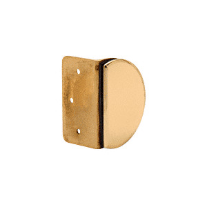 Polished Brass Classique Series Wall Mount Bracket