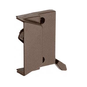 """CRL EP23053 Bronze Window Sash Lock with 2"""" Screw Holes"""