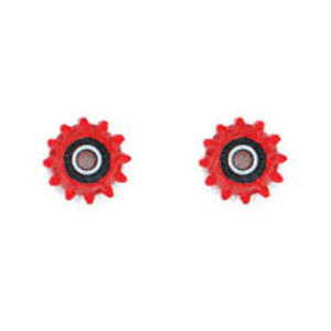 CRL DNS1RG Red Gear Grommets with Bearings for DNS1 - pack of 2