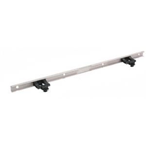 Truth EP28010 Stainless Steel Awning Operator Track with Two Slider Guides