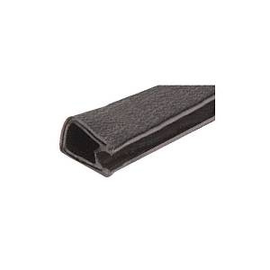 "CRL 75000343 Black 250' QuickEdge Trim for 3/16"" to 1/4"""