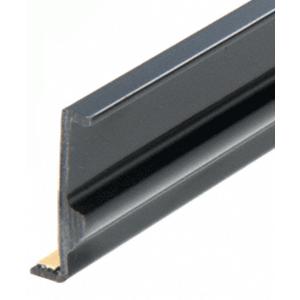 CRL TLXAM0N0 Black TAPER-LOC XA Glass Setting Strip for Monolithic Glass