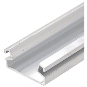 "Taper-Loc TLXA21SB-XCP10 CRL Mill Finish Aluminum TAPER-LOC XA 10"" Setting Base for L21S Laminated Base Shoe - pack of 10"