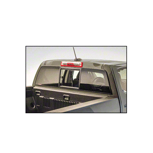 """CRL ECT815S """"Perfect Fit"""" Tri-Vent Slider with Solar Glass for 2015+ Chevy Colorado/GMC Canyon"""
