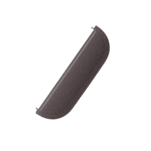 "CRL MS100DU Bronze Anodized 2-5/8"" x 9-5/8"" Standard Mail Slot"