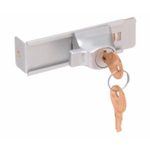 CRL TDK7AKA Aluminum Stick-On Showcase Lock - Keyed Alike