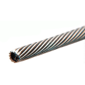 """CRL CBL316 3/16"""" Stainless Steel Cable 250' Roll"""