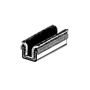 "CRL 25JP96 25JP Rigid 96"" Channel for 1962-1967 GM and 1957-1959 Chrysler Division Bars"