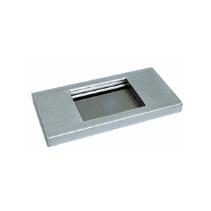 """Brushed Stainless 60"""" Wide x 12"""" Deep Level 1 Protection Stainless Steel Shelf with Deal Tray"""