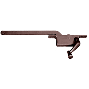 "Bronze 9"" Right Hand Square Series Casement Window Operator"