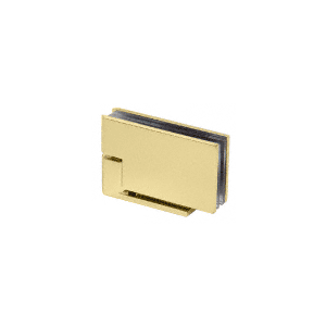 CRL FA50BR Brass Surface Mount Cabinet Pivot Hinges