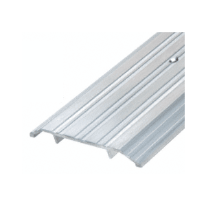 "Aluminum 5"" x 1/2"" Saddle Threshold - 73"" in Length"