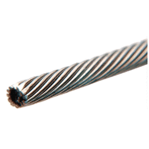 """CRL CBL18 1/8"""" Stainless Steel Cable 250' Roll"""