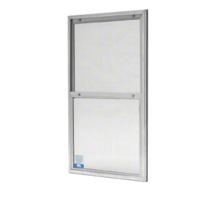 "CR Laurence BAEZ264BULK-XCP25 CRL 21-5/8"" x 36-1/2"" x 1-3/4"" Bel-Air ""E-Z Install"" Bulk Door Unit - pack of 25"