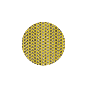 3M Z2Y40018 400X Grit Yellow Flexible Diamond Hand Pad