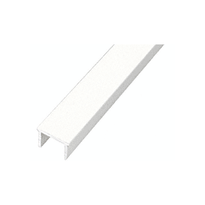 "CRL PF48W Sky White 48"" Glass Barrier Post Filler"
