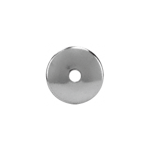 "CRL 683230R Chrome 3/4"" Round Chrome Mirror Rosettes"
