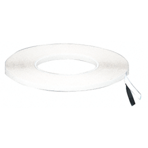 "CRL AT0201436 Transparent 1/4"" x .020"" x 36' Acrylic Very Hi-Bond Adhesive Tape"