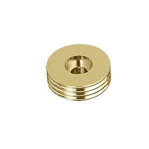"""CRL AR114BR Brass 1-1/4"""" Diameter Accent Rings for Standoffs"""