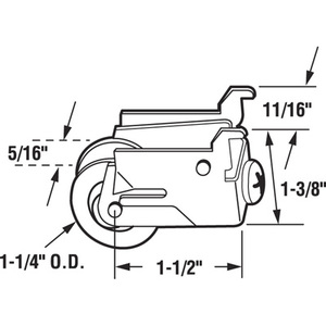 D/&D PowerDrive 13C101 Gardner Denver Replacement Belt Rubber