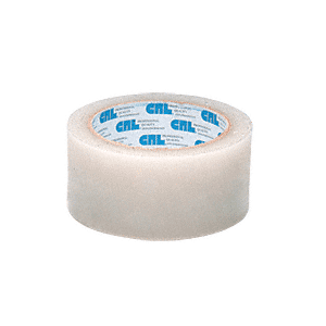 "CRL AFT2C Clear 2"" Air-Flow Molding Retention Tape - Without Warning"