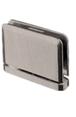 CRL PPHS3BN Brushed Nickel Prima Shower Pull and Hinge Set