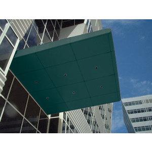 CRL PDCN600CKN Custom KYNAR Paint Premier Series Canopy Panel System