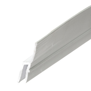 CRL PL15967 White Rigid Vinyl Lip Frame