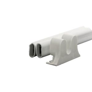 CRL K5167 White Storm and Screen Door Push Bar