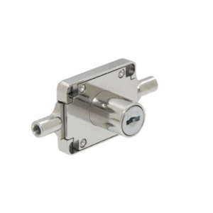 CRL FG755X KCS Chrome Furniture Lock