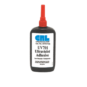 CRL UV701T25 UV701 Low Viscosity UV Adhesive - 250g
