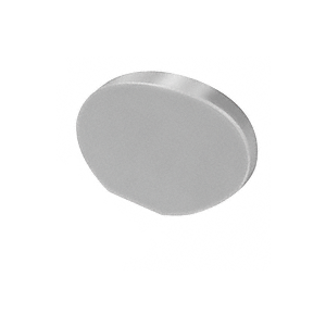 576 Series Right Hand Satin Anodized Aluminum End Cap
