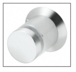 """CRL S0TP114PS Polished 316 Stainless Steel 1-1/4"""" Diameter Trim Plate for Standoff Bases"""