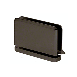 Oil Rubbed Bronze Prima Hinge with Rear Drip Plate