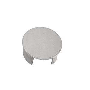 "CRL GR20ECBS Brushed Stainless End Cap for 2"" Cap Railing"