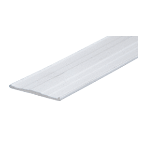 "CR Laurence GR102W-XCP20 CRL White PVC Flat Grid - 96"" - pack of 20"
