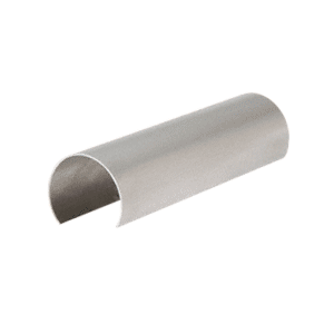 """CRL GR10CSS Stainless Steel Connector Sleeve for 1"""" Cap Railings, Cap Rail Corners and Hand Railings"""