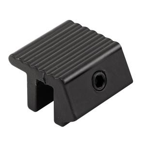 Black Tamper-Resistant Window Lock