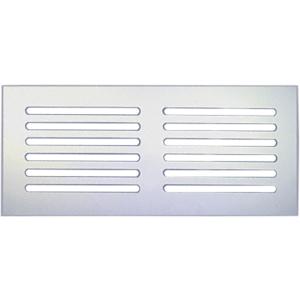 "CRL FMG1880 Clear Flat Acrylic 18"" x 8"" Mirror Grille"