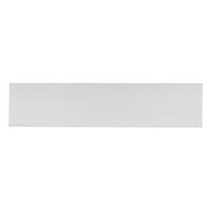 IVES 8400 US32D 6x34 B-CS Kick Plate Satin Stainless Steel
