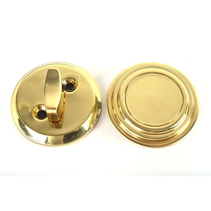 Arrow E60 3 Lock Deadlock Bright Brass