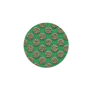 3M Z2G6021 60X Grit Green Flexible Diamond Hand Pad